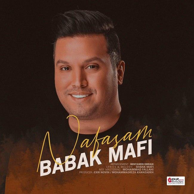 Babak Mafi - Nafasam