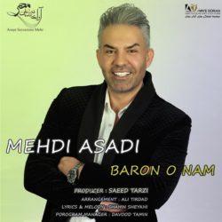 Mehdi Asadi - Baroon O Nam