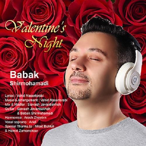 Babak Shirmohammadi - Valentine Night