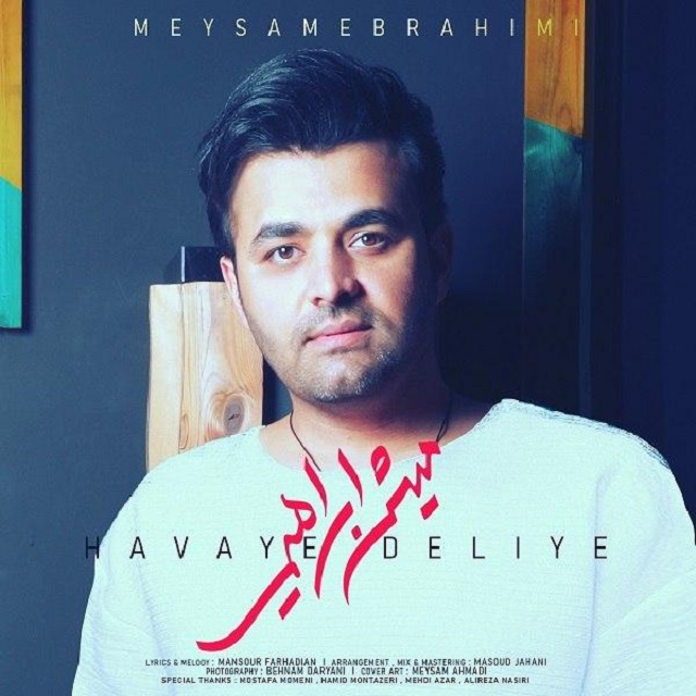 Meysam Ebrahimi - Havaye Deliye