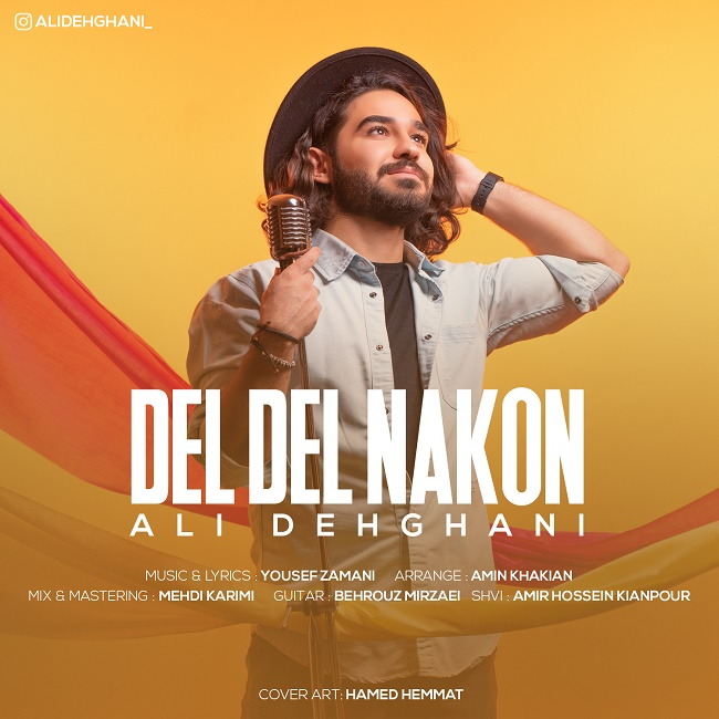Ali Dehghani - Del Del Nakon