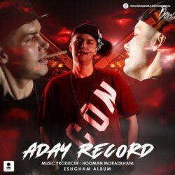 Hooman Moradkhani - Aday Record
