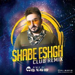 Dj Navid - Shabe Eshgh ( Club Remix )