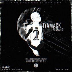 Siyamack - 21 Grams