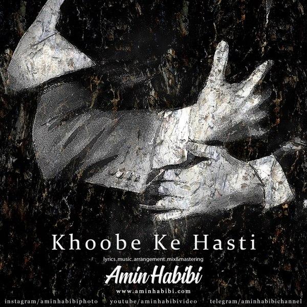 Amin Habibi - Khoobe Ke Hasti