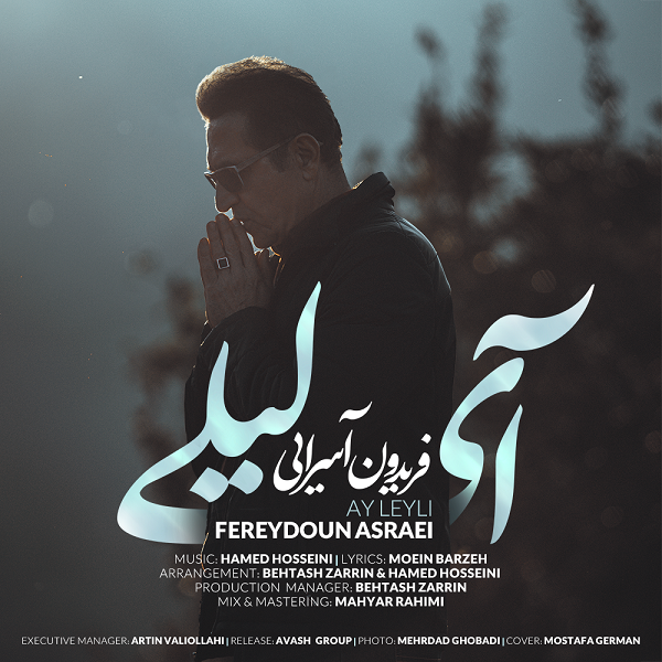 Fereydoun Asraei - Ay Leyli