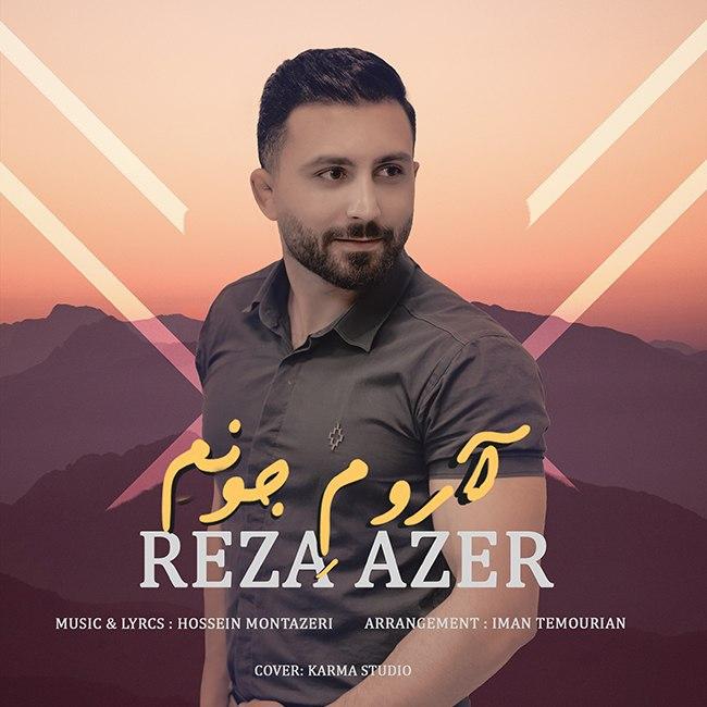 Reza Azer - Aroome Joonam