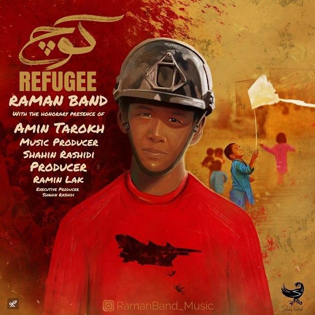Raman Band & Amin Tarokh - Kooch